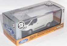 Ford Transit Custom V362 Magnetic Grey Collectors Model Scale 1/43 51274 P